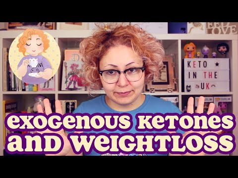 Weight loss pills - Why Exogenous Ketones don't work for Keto Weight Loss (Biochemistry Explanation)