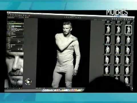David Beckham y su Línea de Ropa Interior (METVC)