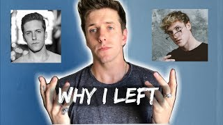 WHY I LEFT A DREAM JOB w/ Logan Paul