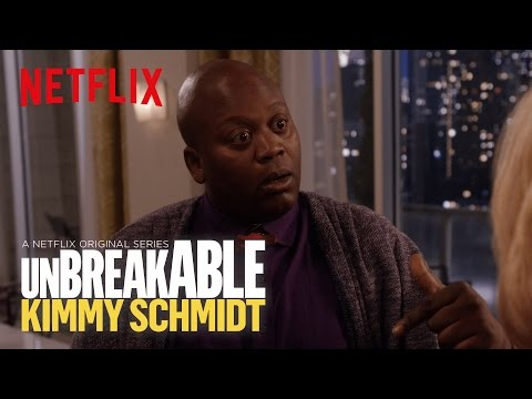 Unbreakable Kimmy Schmidt Season 3 (Promo 'Cork Rockingham')
