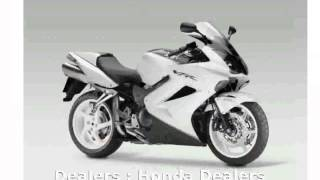 10. 2005 Honda Interceptor Base  Specification superbike Transmission Details Engine Features