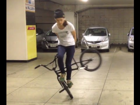 BMX Rad Girls 2014