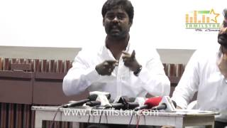 Studio 9 Suresh Met Press Regarding Vijay Sethupathi Issue