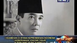 Video On The Spot - 7 Peristiwa Aneh di Istana Kepresidenan Indonesia MP3, 3GP, MP4, WEBM, AVI, FLV Agustus 2018