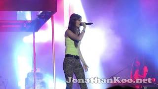 Hamburg (NY) United States  city photos gallery : Victoria Justice - Make It In America (720p HD) (Live in Hamburg, NY - August 11 2012)
