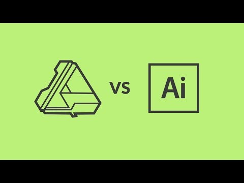 Illustrator Vs Affinity Designer - Which One Is Better ?