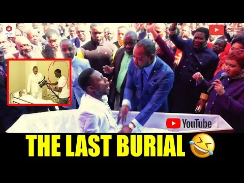 THE LAST BURIAL NIGERIAN MOVIE 2019  (WHAT A MIRACLE 😂😂😂😂😂😂😂 )