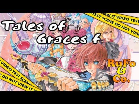 Tales of Graces f - Le Vidéo-Test de RuFo & Co