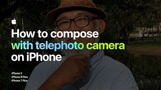 Video How to compose with telephoto camera on iPhone — Apple MP3, 3GP, MP4, WEBM, AVI, FLV September 2018