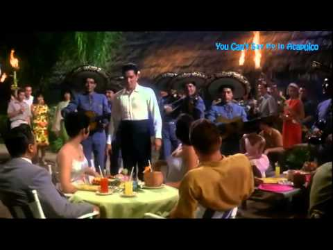 Elvis Presley - You Can't Say No In Acapulco