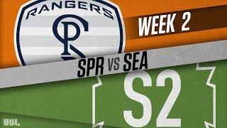 Swope Park Rangers vs Seattle Sounders FC 2: March 24, 2018
