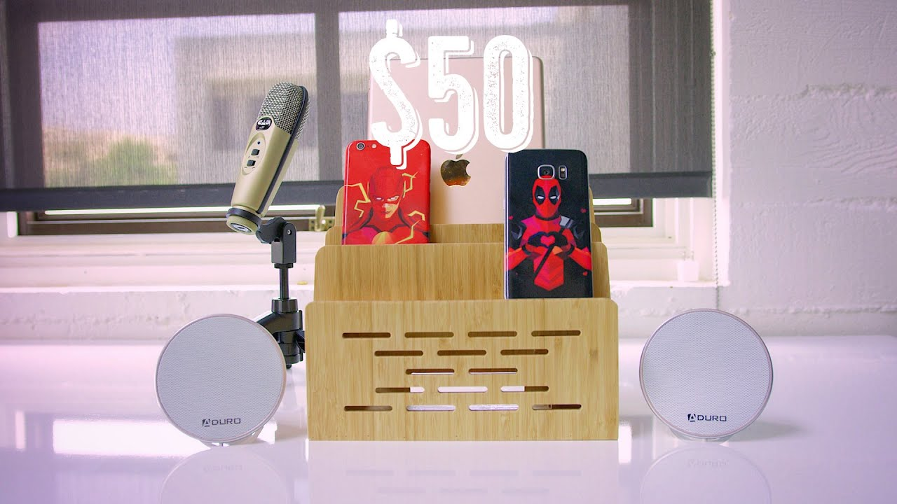 Tech Gift Ideas Under $50 from YouTuber: Johnathan Morrison