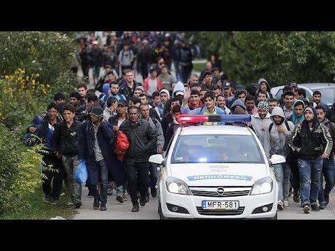 Ουγγαρία και Σλοβακία, δεν δέχονται τους πρόσφυγες!