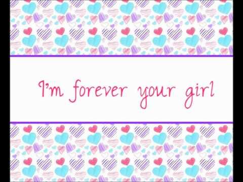 Paula Abdul ~ Forever Your Girl Lyrics