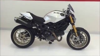 5. 2010 Ducati Monster 1100S CUSTOM BUILD
