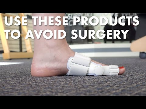 Top Bunion Products To Help Avoid Surgery   Kintec: Footwear + Orthotics