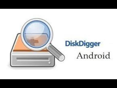 Disk digger photo recovery in phone