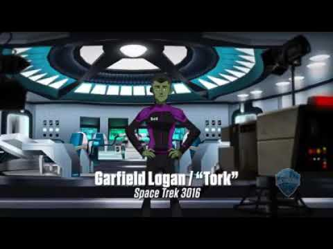 Young Justice Season 3 Episode 2 (Opening Scene)