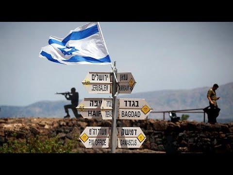 USA / Israel: Trump will die Golah-Höhen als israelisch ...