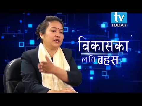 (Nirmala Joshi Badal Talk Show On TV Today.....28 min)