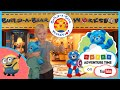 Build-A-Bear Workshop Fun with Finding Dory Ocean Bear, Nemo, Ninja Turtles n Minions