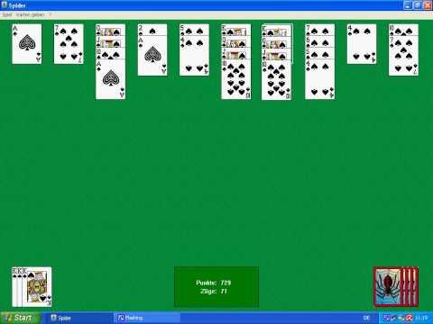 spider solitaire online spielen