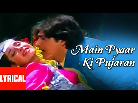 Video Main Pyar Ki Pujaran Lyrical Video | Hatya | Bappi Lahiri | Govinda, Neelam download in MP3, 3GP, MP4, WEBM, AVI, FLV January 2017