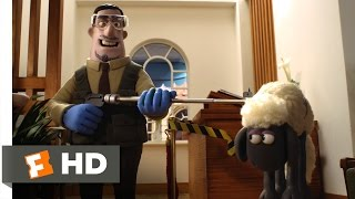 Shaun The Sheep Movie  2015    Lunch Fiasco Scene  5 10    Movieclips
