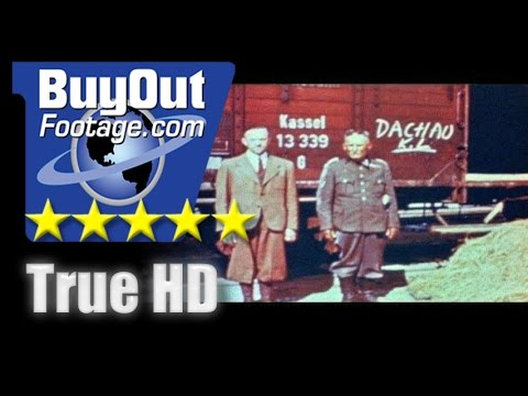 dachau - Purchase Link: http://www.buyoutfootage.com/pages/titles/pd_dc_391.php True HD direct film transfer Dachau Concentration Camp - World War II color Unedited f...