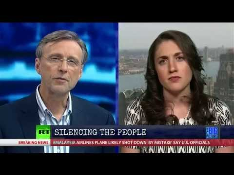 Cecily McMillan and Thom Hartmann discuss the abuse women face in jail