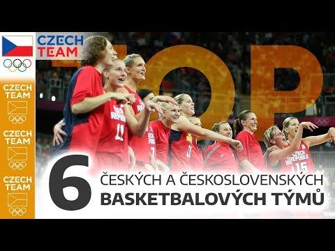 TOP basketbalové týmy na olympiádě