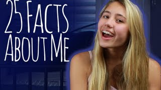 25 Facts About Me - Lia Marie Johnson