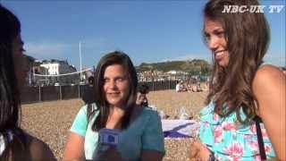 Hastings United Kingdom  city photos gallery : NBC-UK Hastings Beach Tour 2013