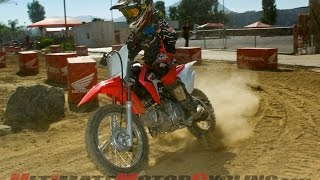 4. Honda CRF110F 2015 edit / review