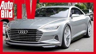 Tak kozacko prezentuje się nowa Audi A9! Oto pierwsza jazda testowa!