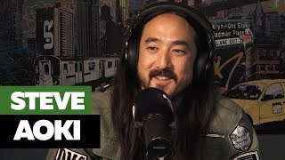 Steve Aoki On Breaking World Records, His Crazy Pool Parties & Kolony