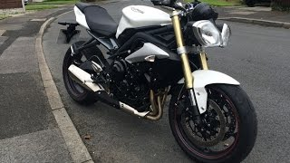 9. Triumph Street Triple 2016, Test Ride And Review