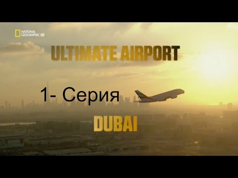 Международный аэропорт Дубай 1 Серия - DomaVideo.Ru