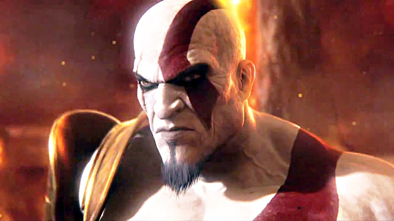 GOD OF WAR 3 Remastered Gameplay (PS4) #VideoJuegos #Consolas