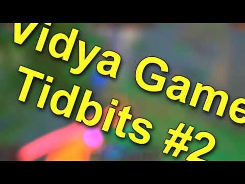 Vidya Game Tidbits #2