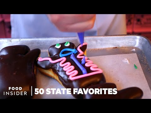 The Most Iconic Restaurant In Every State | 50 State Favorites
