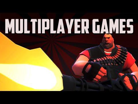 Top 5 | Multiplayer/Online Games - Mr1upz