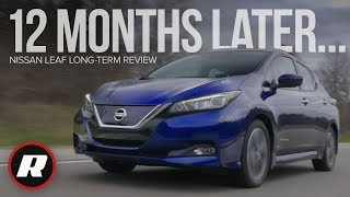 Nissan Leaf long-term review: One year of electric feels by Roadshow