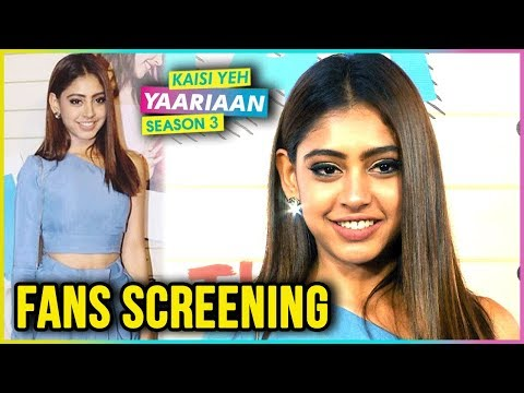 Niti Taylor's CASUAL DENIM Look At Kaisi Yeh Yaari