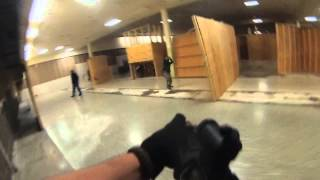 How to ruin a 12 year old's Airsoft party under 30 seconds