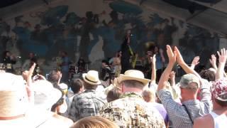 Jazz Fest 2012 50 Debo Band @ Jazz&Heritage Stage