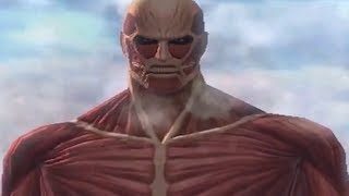 Attack On Titan The Game: 3DS/2DS Gameplay Trailer | 'Attack On Titan: Last Wings Of Humanity'【HD】
