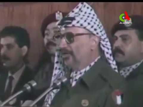 30e Anniversaire de la proclamation de l'état Palestinien à Alger