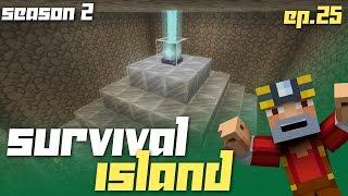 Minecraft Xbox 360: Survival Island - Season 2! (Ep.25 - Beacon!)