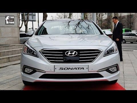 Hyundai sonata lf 2015 фотка